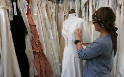 Considering a Bespoke Wedding Dress? Your FAQs answered.