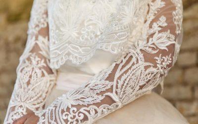 Summer Photo Shoot: Bridal Separates by Rachel Lamb Design