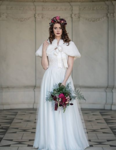 wedding dress made to measure