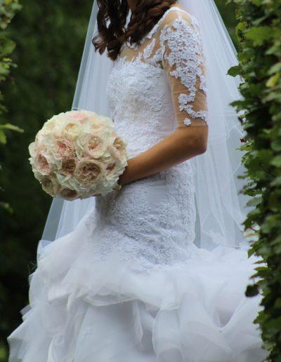wedding and bridal wear