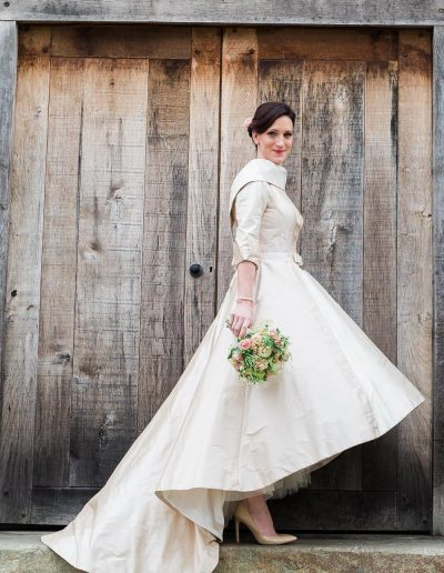 margot wedding dress