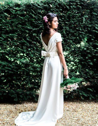 Una Wedding Dress