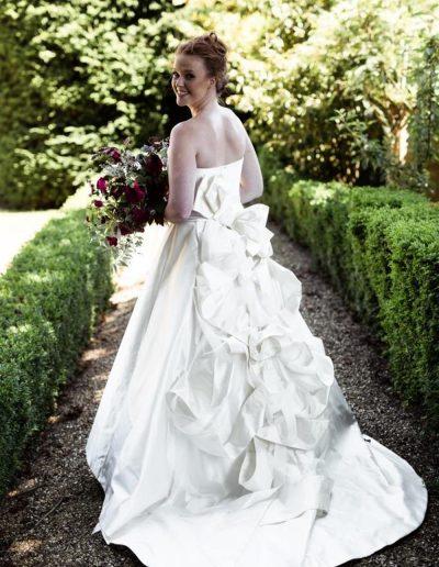 Shea made to measure wedding dress