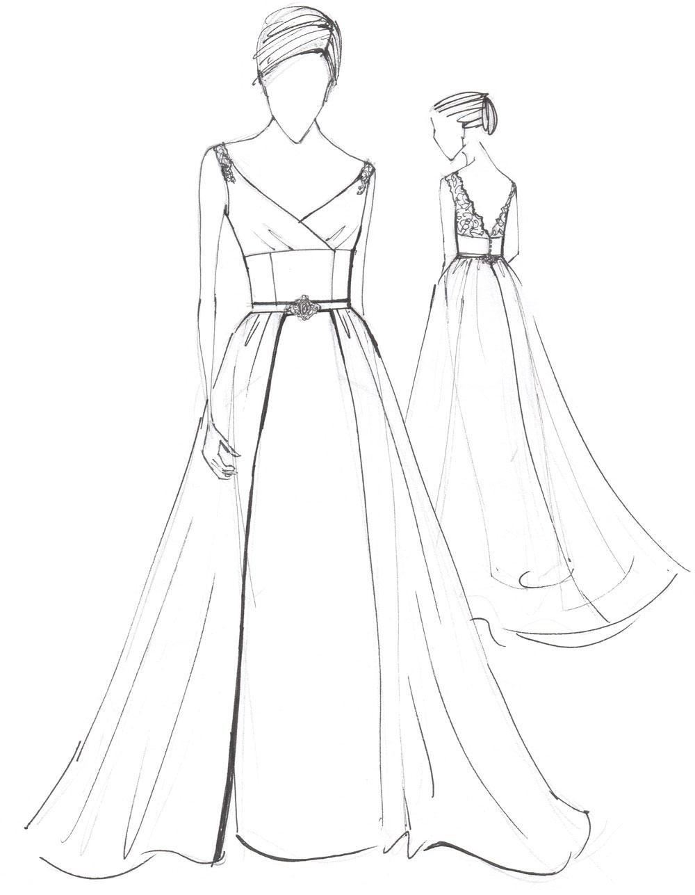 rachel lamb dress design